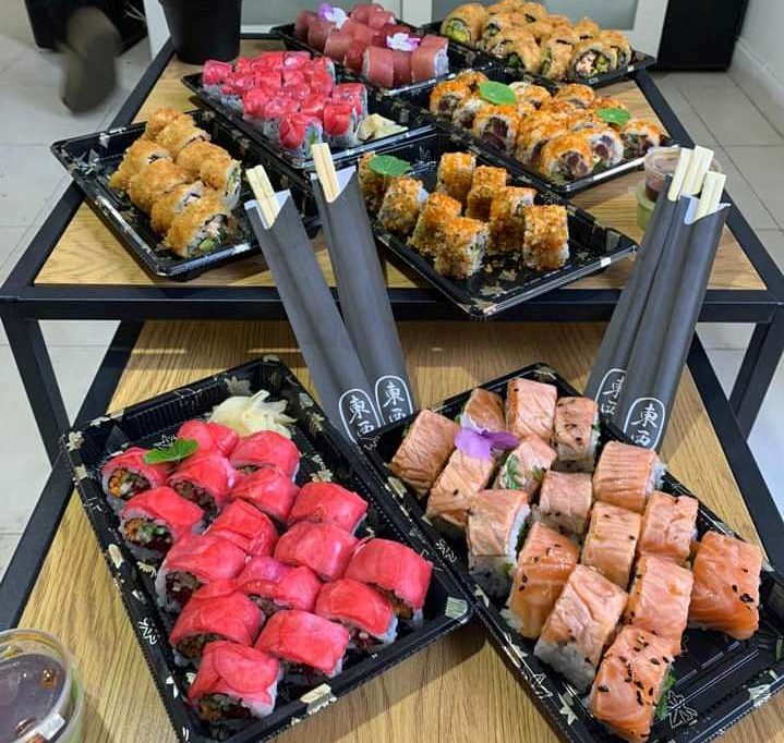 Oren Ad Habayit - Sushi Delivery - Jérusalem