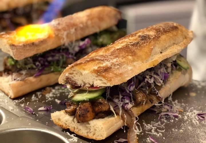 Boulevard de Rachel - Casher - Sandwichs - Jérusalem