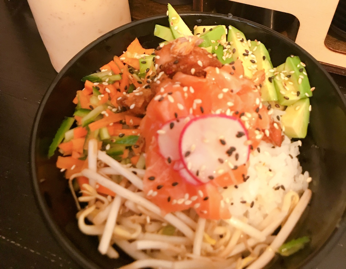 Sushi Bowl - SushiYa - Casher - Jérusalem